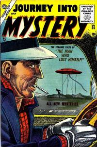 Cover Thumbnail for Journey into Mystery (Marvel, 1952 series) #25