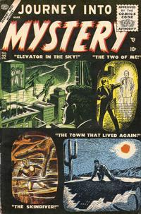 Cover Thumbnail for Journey into Mystery (Marvel, 1952 series) #32