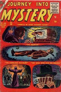 Cover Thumbnail for Journey into Mystery (Marvel, 1952 series) #33