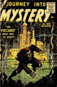 Cover Thumbnail for Journey into Mystery (Marvel, 1952 series) #37