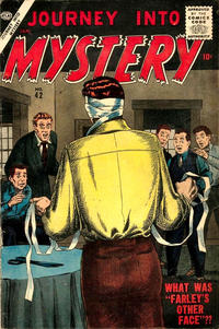 Cover Thumbnail for Journey into Mystery (Marvel, 1952 series) #42