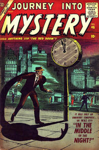 Cover Thumbnail for Journey into Mystery (Marvel, 1952 series) #46