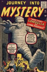 Cover for Journey into Mystery (Marvel, 1952 series) #61