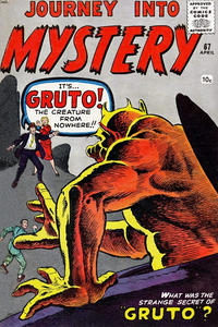 Cover Thumbnail for Journey into Mystery (Marvel, 1952 series) #67