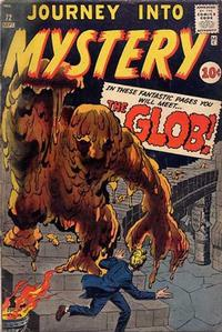 Cover Thumbnail for Journey into Mystery (Marvel, 1952 series) #72