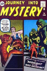 Cover Thumbnail for Journey into Mystery (Marvel, 1952 series) #74