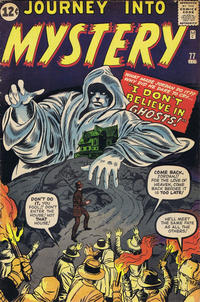 Cover Thumbnail for Journey into Mystery (Marvel, 1952 series) #77
