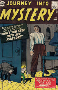 Cover for Journey into Mystery (Marvel, 1952 series) #80