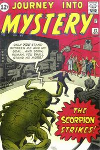 Cover Thumbnail for Journey into Mystery (Marvel, 1952 series) #82