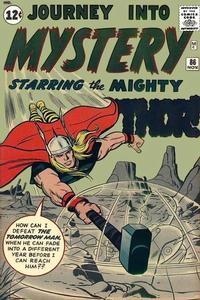 Cover Thumbnail for Journey into Mystery (Marvel, 1952 series) #86