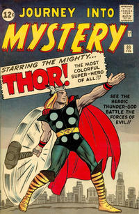 Cover Thumbnail for Journey into Mystery (Marvel, 1952 series) #89