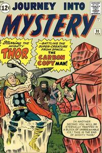 Cover Thumbnail for Journey into Mystery (Marvel, 1952 series) #90
