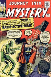 Cover Thumbnail for Journey into Mystery (Marvel, 1952 series) #93 [Regular Edition]
