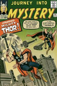 Cover Thumbnail for Journey into Mystery (Marvel, 1952 series) #95