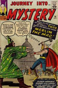 Cover Thumbnail for Journey into Mystery (Marvel, 1952 series) #96