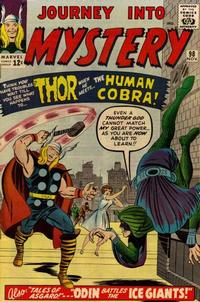 Cover Thumbnail for Journey into Mystery (Marvel, 1952 series) #98