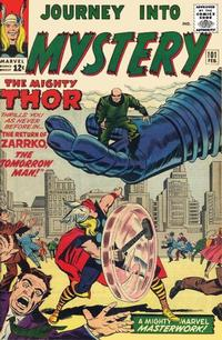 Cover Thumbnail for Journey into Mystery (Marvel, 1952 series) #101 [Regular Edition]