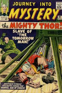 Cover Thumbnail for Journey into Mystery (Marvel, 1952 series) #102
