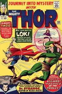 Cover Thumbnail for Journey into Mystery (Marvel, 1952 series) #108