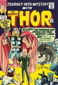 Cover Thumbnail for Journey into Mystery (Marvel, 1952 series) #113
