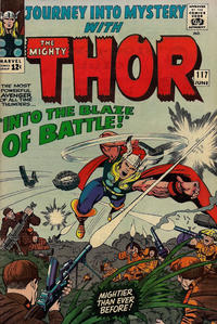 Cover Thumbnail for Journey into Mystery (Marvel, 1952 series) #117