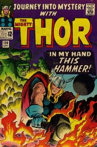 Cover Thumbnail for Journey into Mystery (Marvel, 1952 series) #120