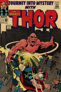 Cover Thumbnail for Journey into Mystery (Marvel, 1952 series) #121 [Regular Edition]