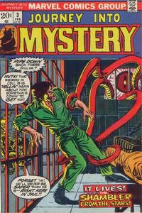 Cover Thumbnail for Journey into Mystery (Marvel, 1972 series) #3