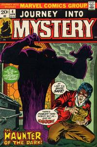 Cover Thumbnail for Journey into Mystery (Marvel, 1972 series) #4