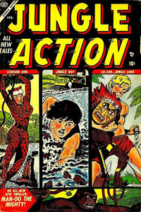 Cover Thumbnail for Jungle Action (Marvel, 1954 series) #3