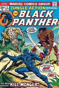 Cover Thumbnail for Jungle Action (Marvel, 1972 series) #6