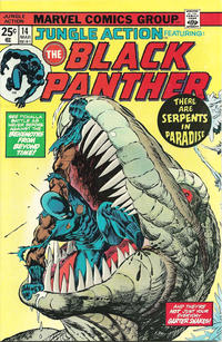Cover Thumbnail for Jungle Action (Marvel, 1972 series) #14