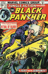 Cover Thumbnail for Jungle Action (Marvel, 1972 series) #16 [Regular Edition]
