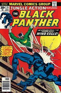 Cover Thumbnail for Jungle Action (Marvel, 1972 series) #24