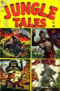 Cover Thumbnail for Jungle Tales (Marvel, 1954 series) #2