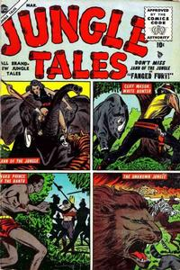 Cover Thumbnail for Jungle Tales (Marvel, 1954 series) #4