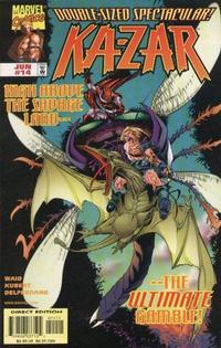 Cover Thumbnail for Ka-Zar (Marvel, 1997 series) #14
