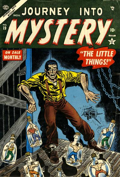 Cover for Journey into Mystery (Marvel, 1952 series) #19