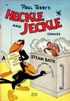 Cover for Heckle and Jeckle (St. John, 1951 series) #9
