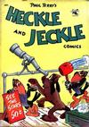 Cover for Heckle and Jeckle (St. John, 1951 series) #12