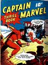 Cover for Captain Marvel Thrill Book (Fawcett, 1941 series) #1