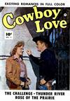 Cover for Cowboy Love (Fawcett, 1949 series) #11