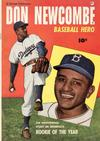 Cover for Don Newcombe (Fawcett, 1950 series)