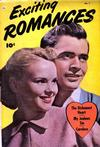 Cover for Exciting Romances (Fawcett, 1949 series) #1