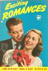 Cover for Exciting Romances (Fawcett, 1949 series) #2