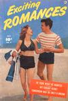 Cover for Exciting Romances (Fawcett, 1949 series) #9