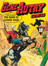 Cover for Gene Autry Comics (Fawcett, 1941 series) #1