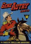 Cover for Gene Autry Comics (Fawcett, 1941 series) #2