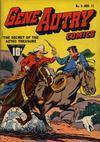 Cover for Gene Autry Comics (Fawcett, 1941 series) #3