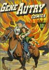 Cover for Gene Autry Comics (Fawcett, 1941 series) #4